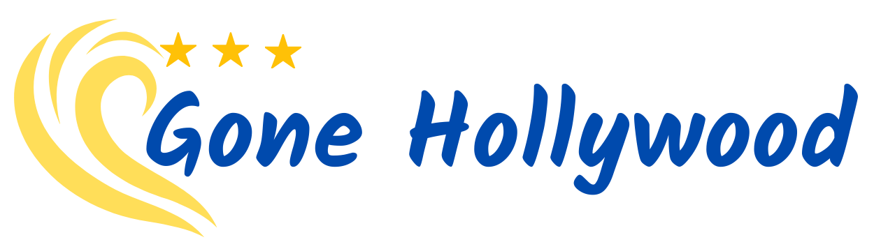 Gone Hollywood logo